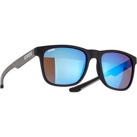 UVEX LGL 42 Glasses blue grey/mirror blue